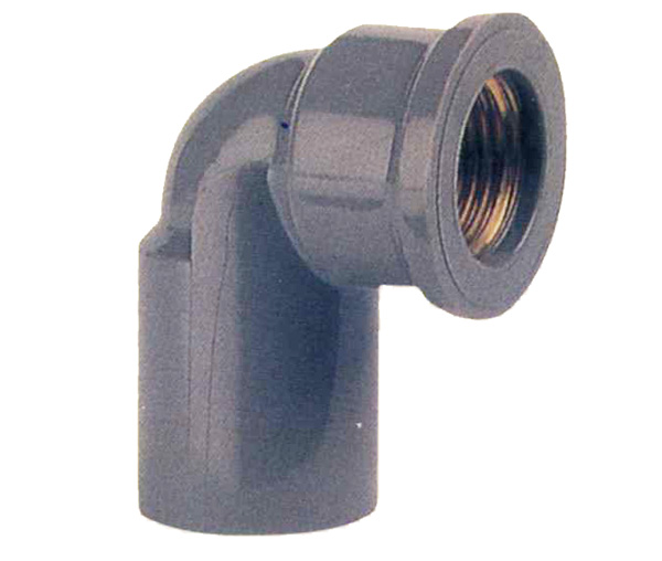 FAUCET FITTING-90°Elbow(Insert bronze nut)