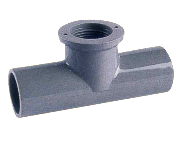 FAUCET FITTING-Fixture TEE(Without bronze nut)